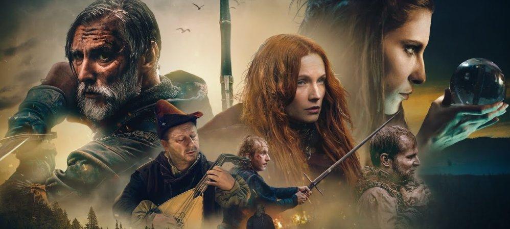 Спустя четыре года вышел фанатский фильм «Наследие Альзура», продолжающий сюжет книжного «Ведьмака»