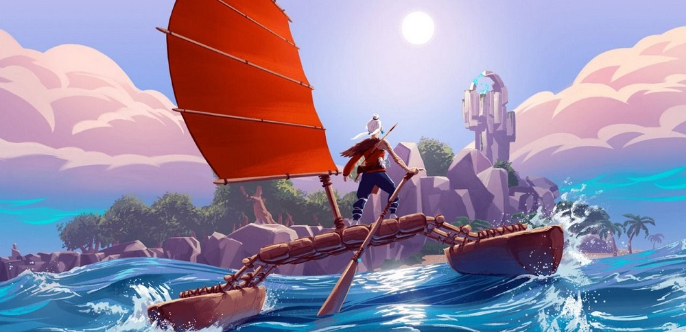 Deep Silver анонсировала симпатичный экшен на выживание Windbound
