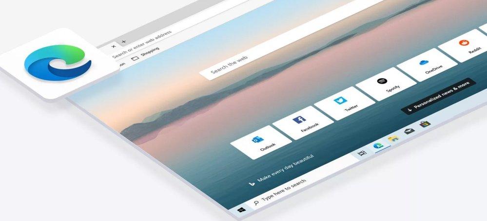 Microsoft Edge поднялся на второе место по доле рынка среди браузеров