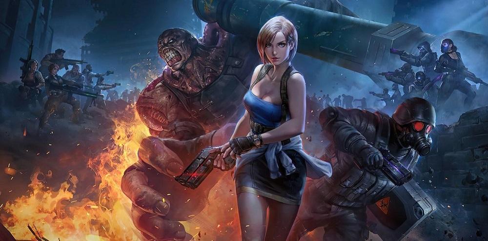 Steamforged Games и Capcom выпустят настольную игру по мотивам Resident Evil 3