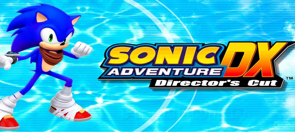 Вышел перевод Sonic Adventure DX Director's Cut от Future Frontiers