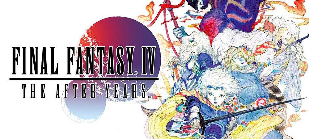 В архив добавлен перевод Final Fantasy IV