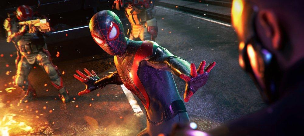 И ты, Sony: вам придется еще раз купить Spider-Man за 80 евро, чтобы сыграть в ремастер на PS5