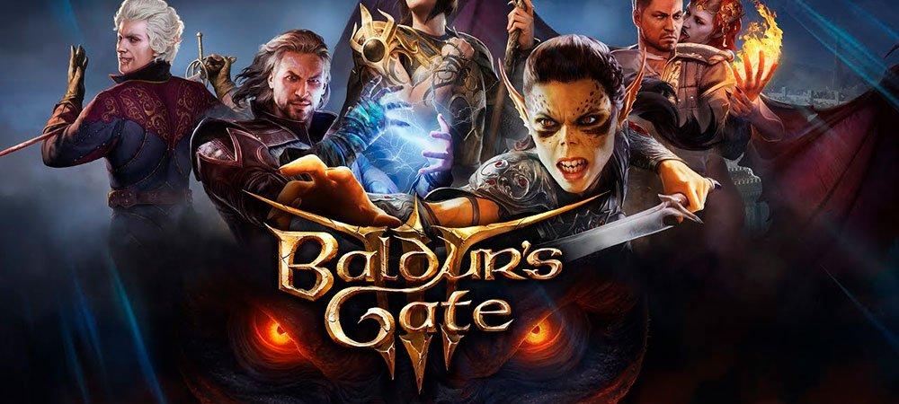 Вышла плохая машинная озвучка Baldur's Gate 3