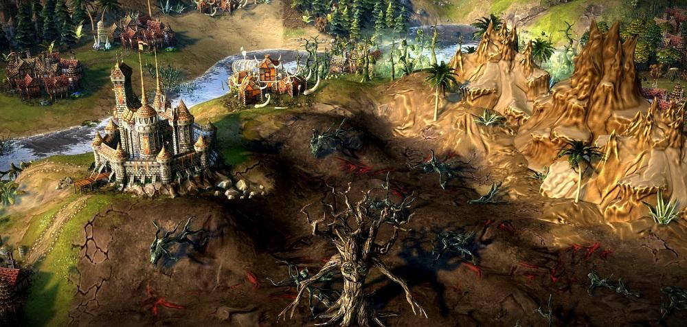 Новый проект в серии отечественных игр Eador находится в разработке