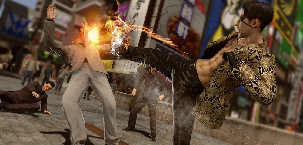 Общие продажи серии Yakuza превысили 14 миллионов копий