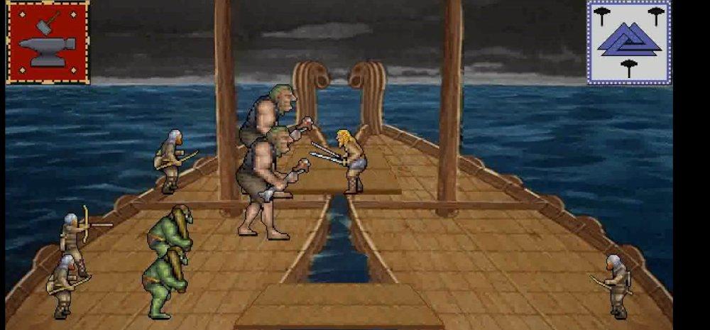 Вышел перевод Hammer of the Gods от «Бюро переводов Old-Games.ru»