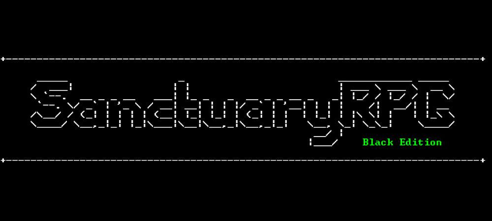 Вышел перевод SanctuaryRPG: Black Edition