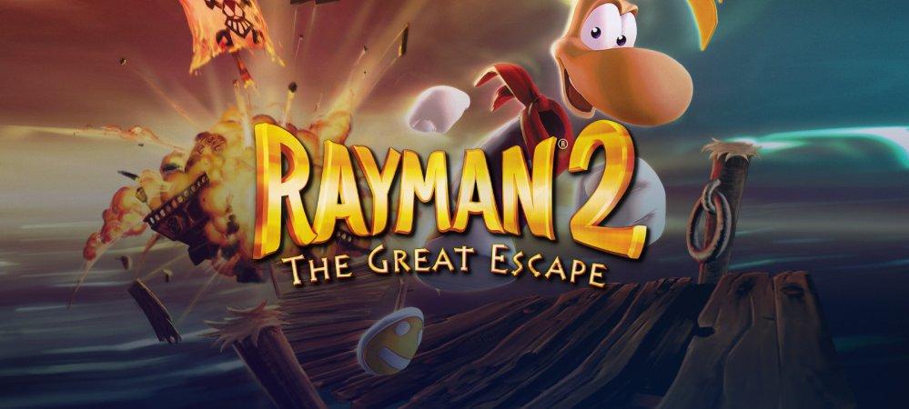 В архив добавлен перевод Rayman 2: The Great Escapeот «City / Дядюшка Рисёч»