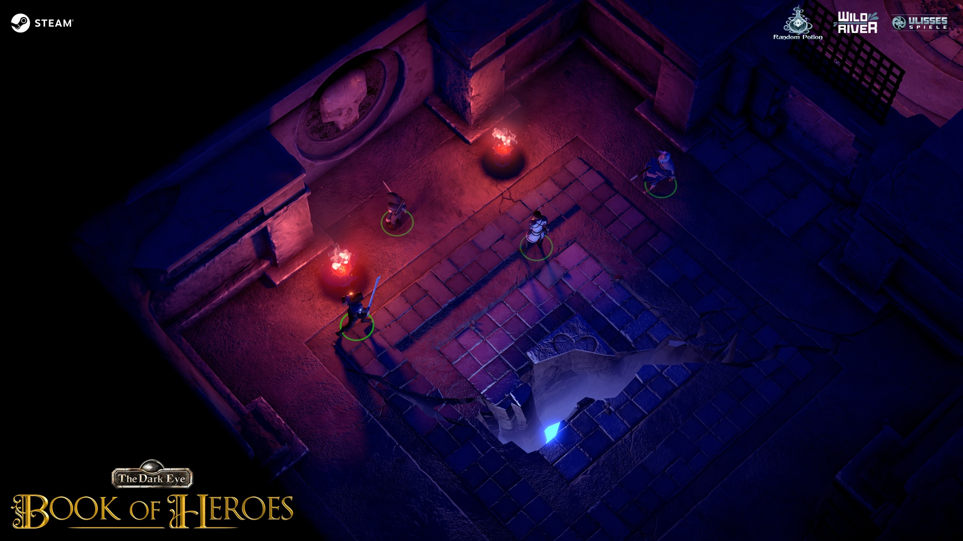 Dark Eye: Book of Heroes