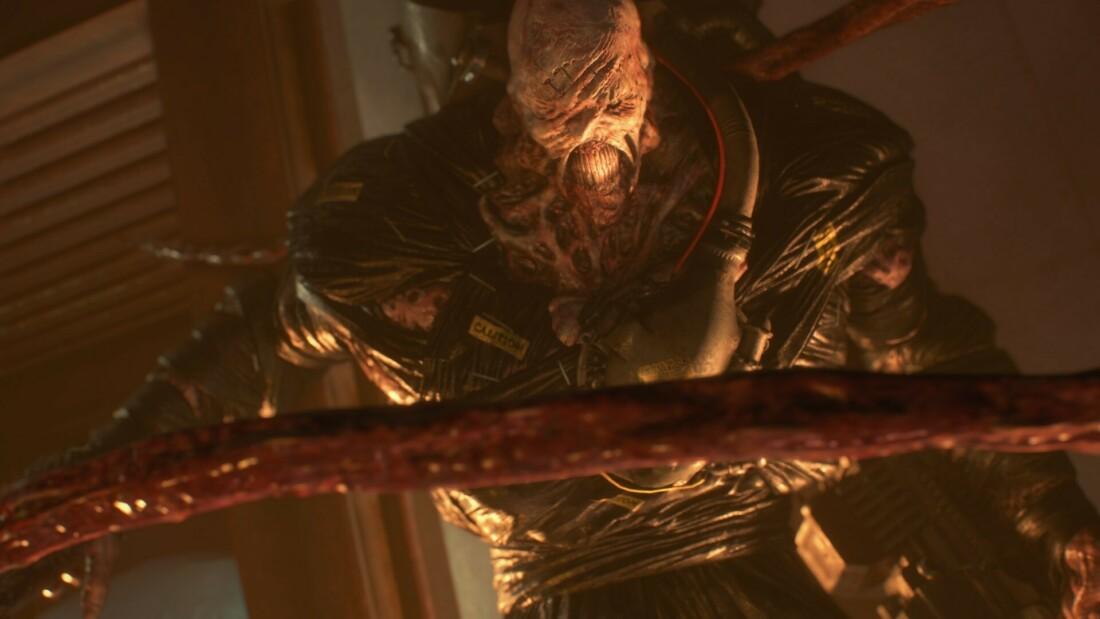 Resident Evil 3: Nemesis (2020)