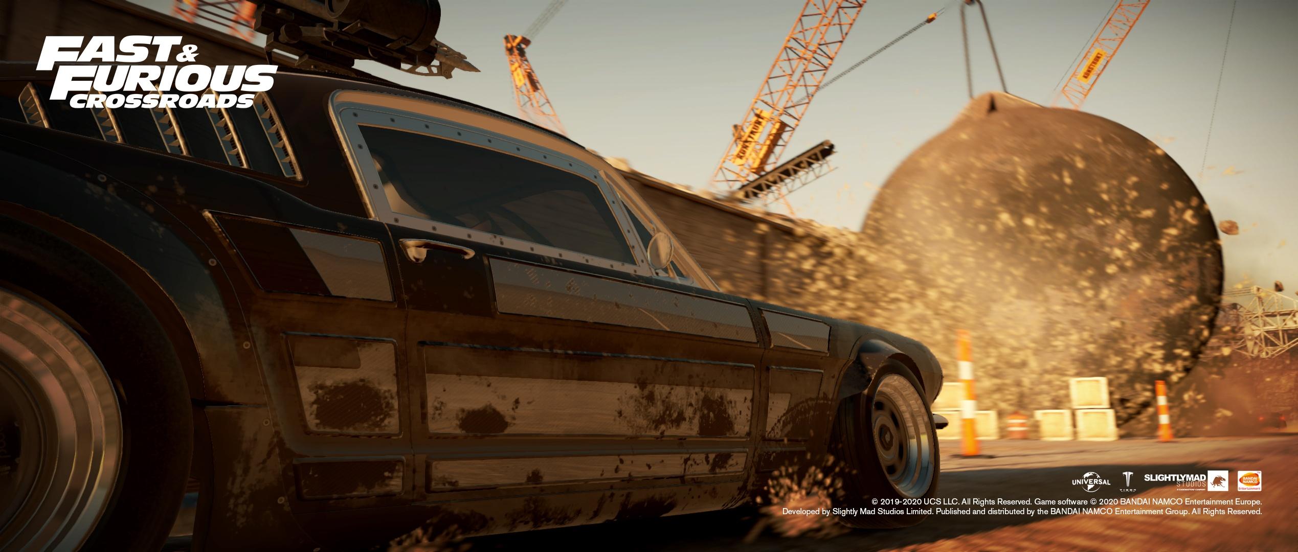 Fast Furious: Crossroads