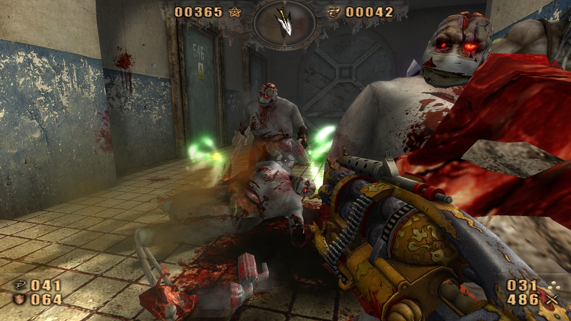 Скриншоты к игре Painkiller Redemption, screenshot, обои, игры